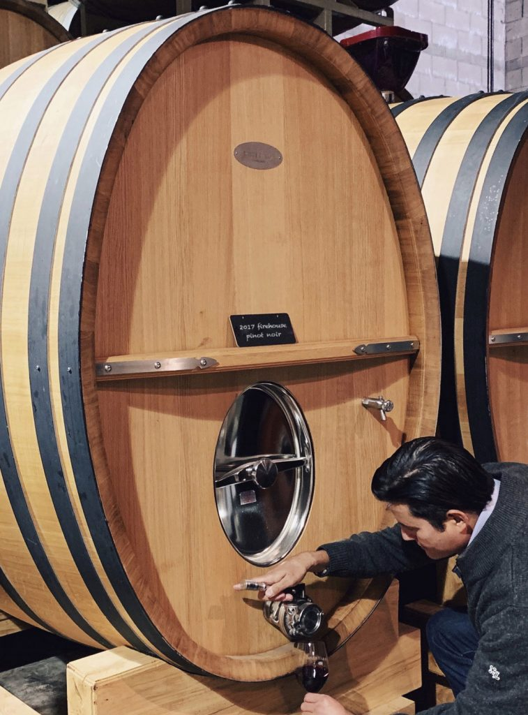 wine_barrel_display_video